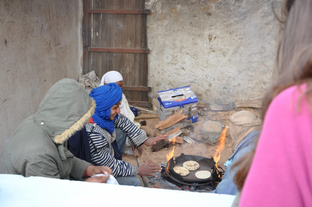 desert-tunisien-galette-pain-tunisien