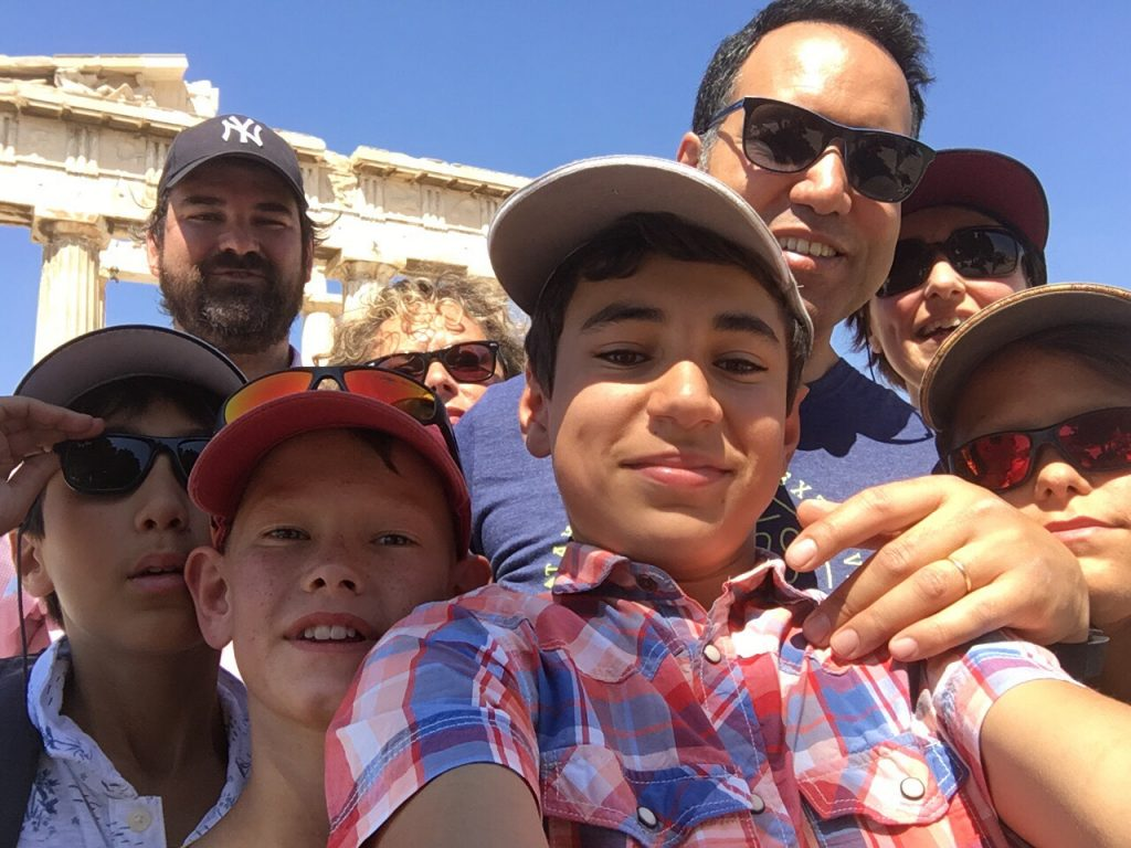 cata-cyclades-ete-2016-selfie equipage